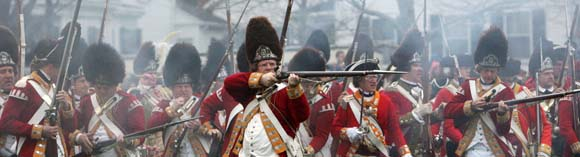 York Revolutionary war